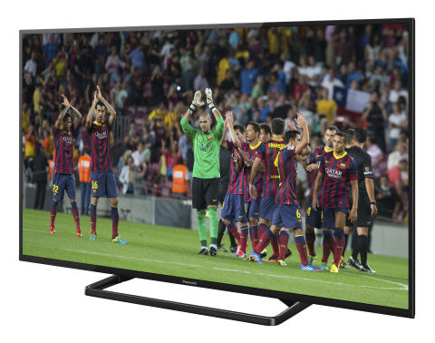 Panasonic unveils 2014 entry-range European VIERA LED LCD TV models