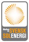 InVest Energi & Miljö medlemmar i branschföreningen Svensk Solenergi.