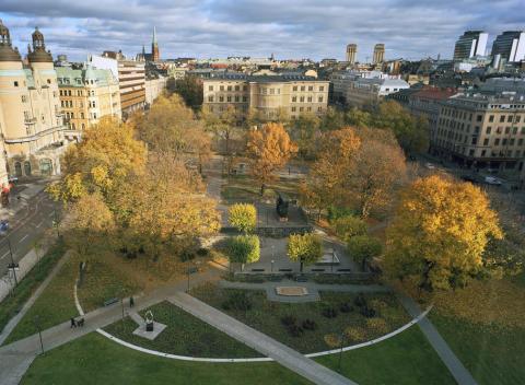 Norra Bantorget, Stockholm