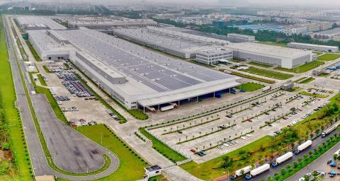 _Luqiao_Plant_China
