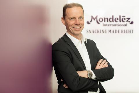 Винс Грубер ще ръководи европейския бизнес на Монделийз Интернешънъл