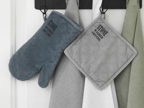 Pan holder Stockholm, Oven glove Stockholm, Kitchen towel Stockholm_2