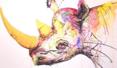 Noshörningar i fokus på Clarion Hotel Post