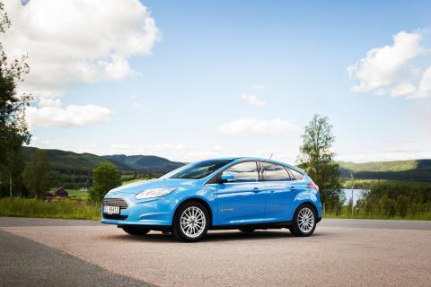 Nye Ford Focus: Mye elbil for pengene