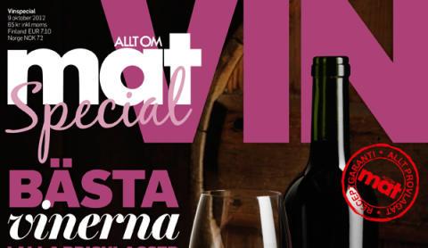 Sveriges största vinprovning – franska viner i topp