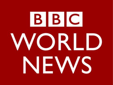BBC World News sänder dygnet runt hos Boxer