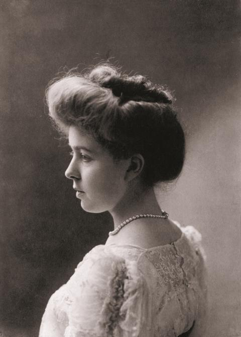 Till minne av kronprinsessan Margareta