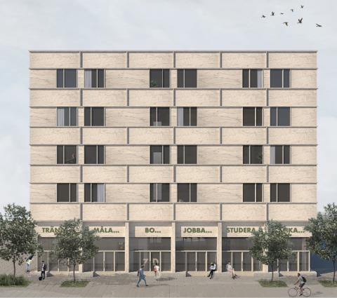 Urban Properties vinner markanvisning i Linköping