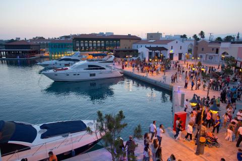 Lomakaupunki Limassol uudistuu
