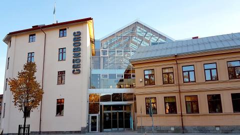 Dags att slå upp portarna till Grönborg!