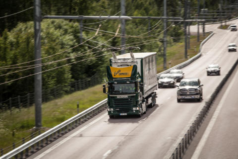 Siemens welcomes Swedish-German cooperation on electric road transportation