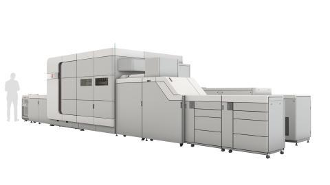 Fullfarge-printeren Océ VarioPrint i300 er nå installert hos over 70 kunder på verdensbasis.