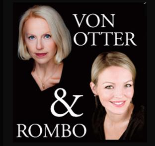 Ann Sofie von Otter and Elin Rombo at Drottningholms Slottsteater, July 26-27 2013