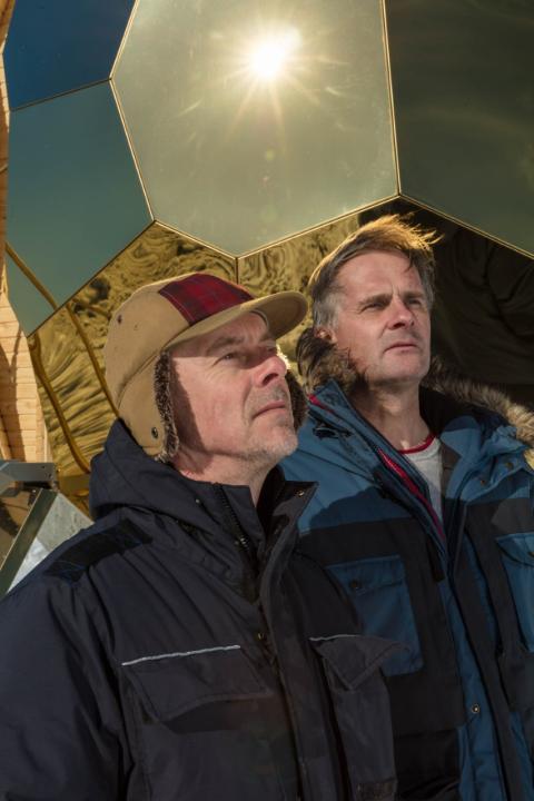 Pressbild - Bigert & Bergström