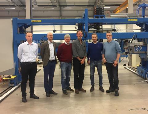 Lindbäcks investerar 23 mkr i produktionslinjer för golv och tak
