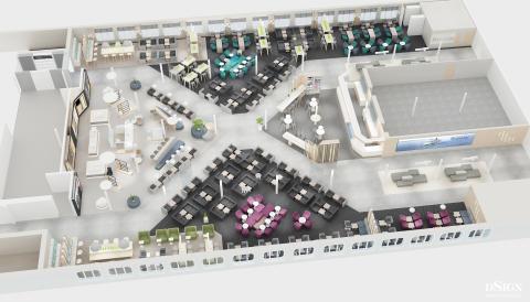 Tallink Silja Megastar| Raumplanung