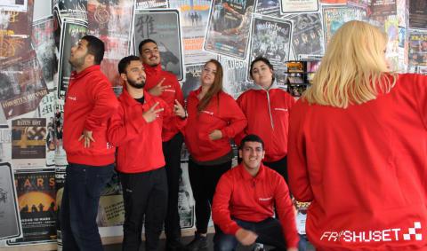 Ungas röster väger tungt för Fryshuset i Almedalen