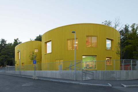 Arkitekt: Tham & Videgård.