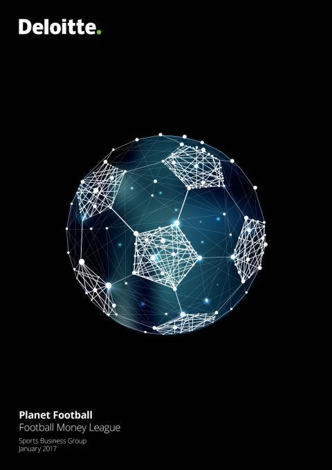 Deloitte Football Money League 2017