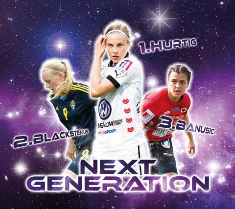 Hammarbys Ellen Gibson och Emma Jansson två av Sveriges största talanger