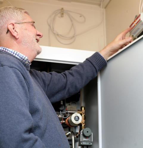 Ny teknik för energibesparing utvecklas vid LTU