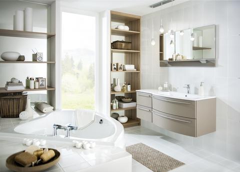 Schmidt badeværelse