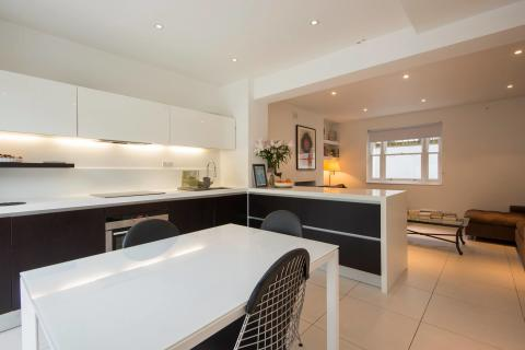 Property of the Week - Kentish, Lettings: chic and spacious property with terrace.