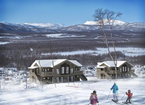 Hemavan Ski Lodge bild 1