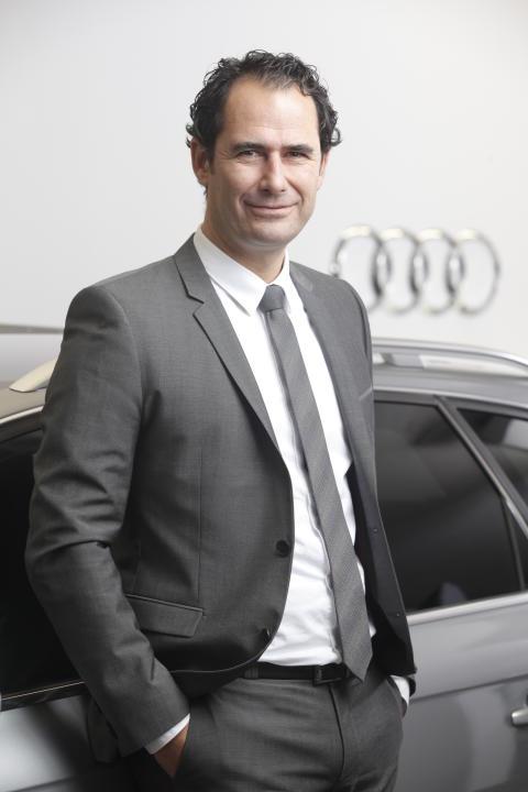 Marco Schubert Audi