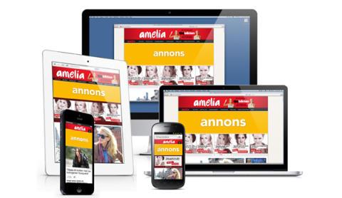 Succé för Bonnier Tidskrifters nya sajtdesign