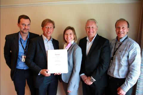 Siemens skal styre fremtidens elektriske motorvei