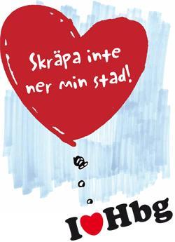Älska din stad! -  Tillsammans vårstädar vi Helsingborg