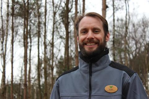 Bedfordshire landscaper appointed as Woburn Forest Ground Services Manager