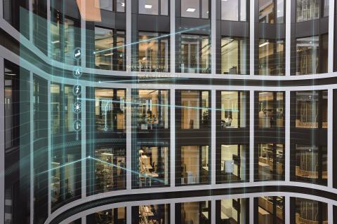 Jernhusen går mot smarta fastigheter med hjälp av Siemens
