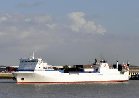 Stena Line erhöht die Frachtkapazität auf Rotterdam-Killingholme