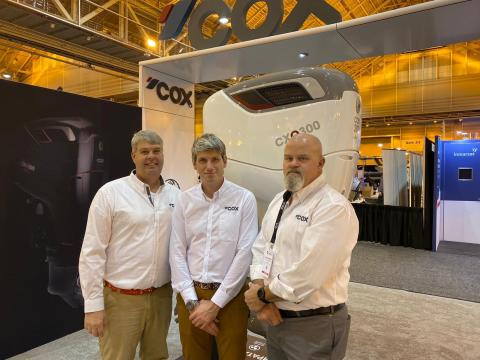 High res image - Cox Powertrain - new US sales & aftersales apppointments