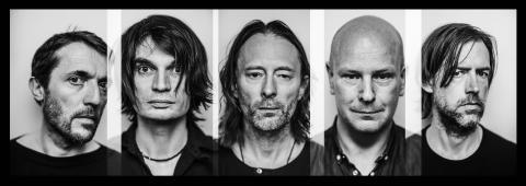 Radiohead press shot
