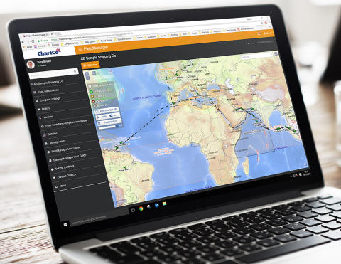 ChartCo: ChartCo Launches New FleetManager Portal