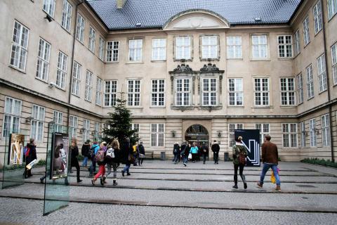 1.822.000 gæster besøgte Nationalmuseet og De Kongelige Slotte i 2016