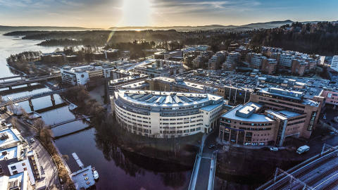 Oslo Areal kjøper Vestfjordgaten 4 i Sandvika