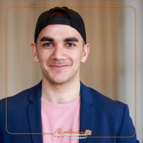Amir Ashour, nominerad till Raoul Wallenbergpriset 2017
