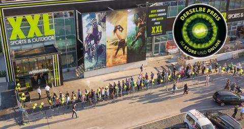 XXL Sports & Outdoor weiter auf Expansionskurs in Österreich