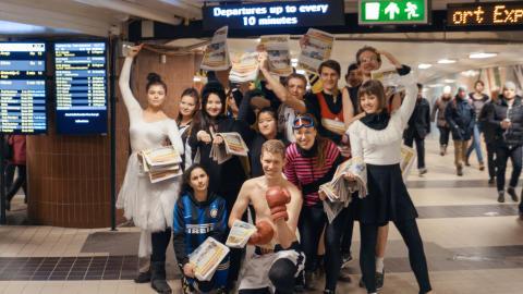 Nya satsningen Metro Sport tömde tidningsställen