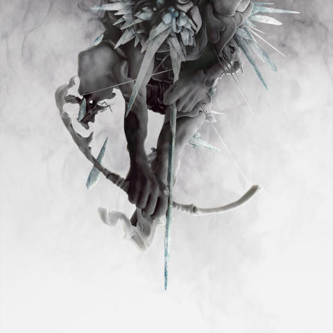 "Linkin Park slipper ""The Hunting Party"" 13 juni"