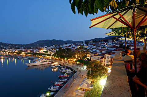 Skopelos by