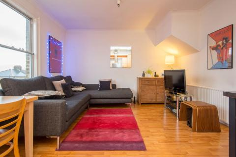 Property of the Week - Kentish Town, Sales: stylish property with open-plan kitchen.