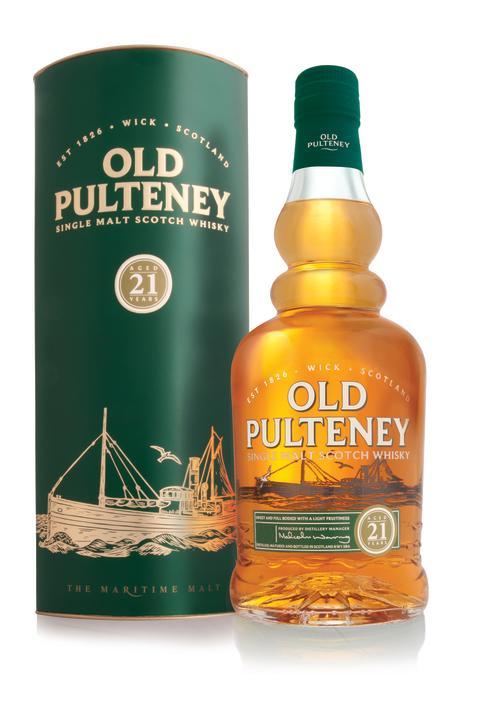 Old Pulteney 21 Years Old: vinnaren av festivalens bästa whisky vid Stockholm Beer & Whisky festival  2017!