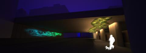 Tyréns medverkar i installationen Urban Green