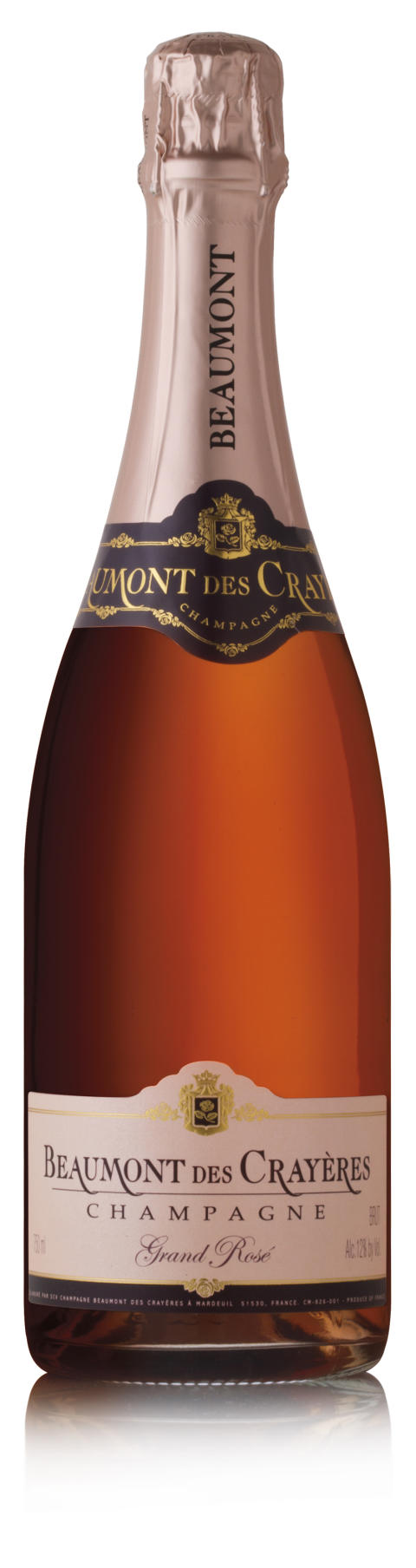 Beaumont des Crayéres Grand Rosé Brut NV