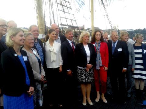 Seminarium om Östersjöns framtid med Initiativet Hållbara Hav - 1